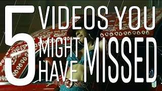 5 s You Might Have Missed | Feb 26th, 2019