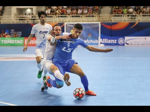 Bluewave Chonburi vs Thai Son Nam (AFC Futsal Club Championship 2017 – Semi-Finals)