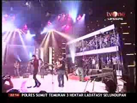 Nineball-hingga Akhir Waktu Live On Air@tvone Bukan Rahasia