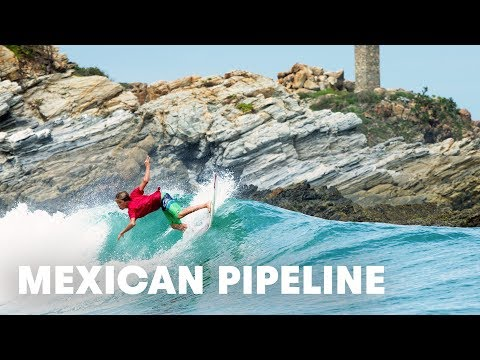 This is why it's called the Mexican Pipeline. | Hit & Run