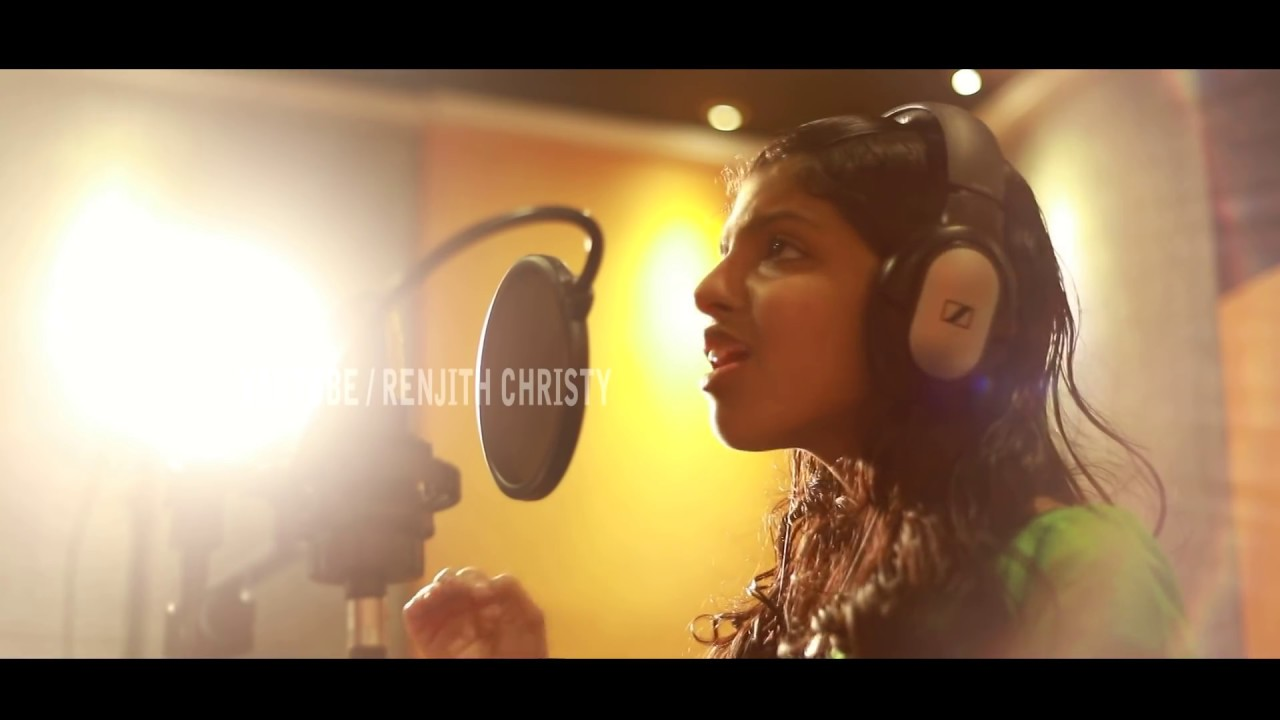En Mizhi..Latest Christian Devotional Song 2017|Renjith Christy |Roshni | Sreya Ann