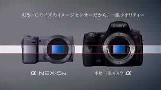 いいなCM SONY α NEX 5N 浅野忠信 HD.