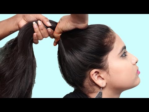 Wedding Guest Hairstyles 2019 || trending hairstyle || party hairstyle || updo hairstyle thumbnail