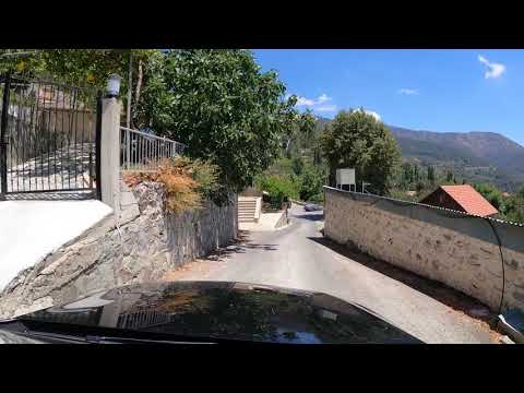 Ride by Troodos Mountains on Cyprus 4k UHD 60fps GoPro Hero 9 & E 220 d MERCEDES-BENZ part 1