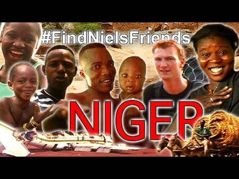 NIGER - Beautiful and dangerous travel reality - CENTRAL AFRICA FOR BEGINNERS #FindNielsFriends