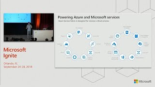Azure Service Fabric overview and the road ahead - BRK2030