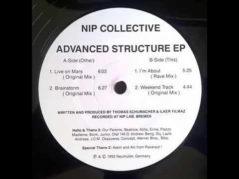 Nip Collective - Live On Mars (Original Mix)
