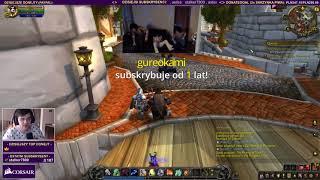 20 POZIOM SZAMANA - World of Warcraft / 08.08.2018 (#4)