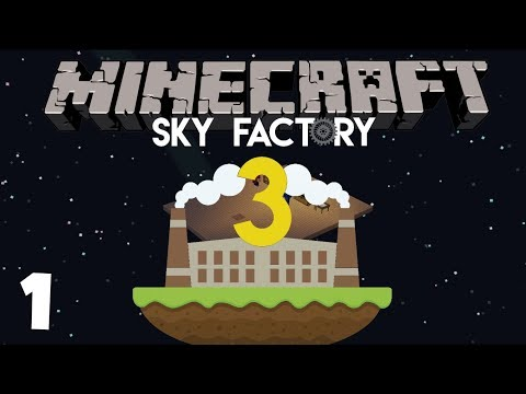 Minecraft | Sky Factory 3 - It was an accident... I swear!