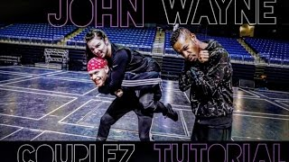 Lady Gaga John Wayne Choreography Couplez Tutorial
