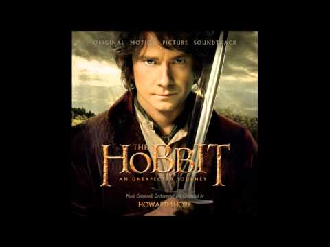 THE HOBBIT Soundtrack - Song of the Lonely Mountain