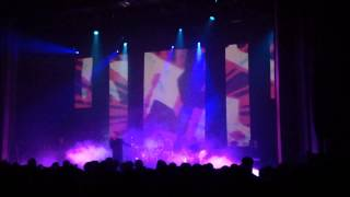 "The Jesus and Mary Chain, ""Taste The Floor"", Live in Vancouver, BC"