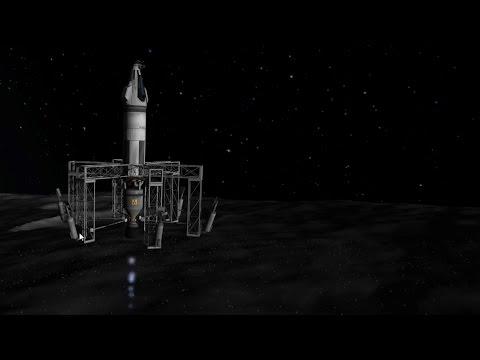 Mun Rescue! - Kerbal Space Program