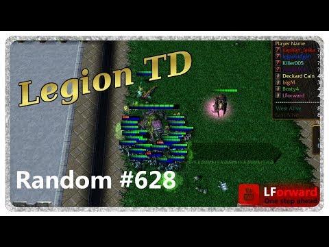 Legion TD Random #628 | Point Strike