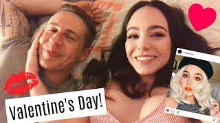Valentine's Vlog + FENTY REPOSTED ME!