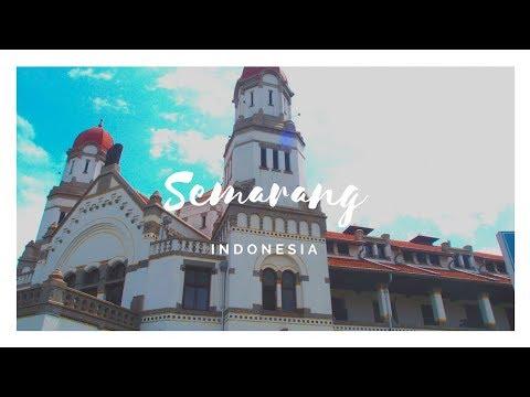 TRIP TO SEMARANG | travel in INDONESIA