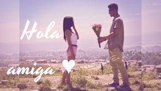Hola Amiga - Base de Rap Romantico Instrumental Beat - Mielodias