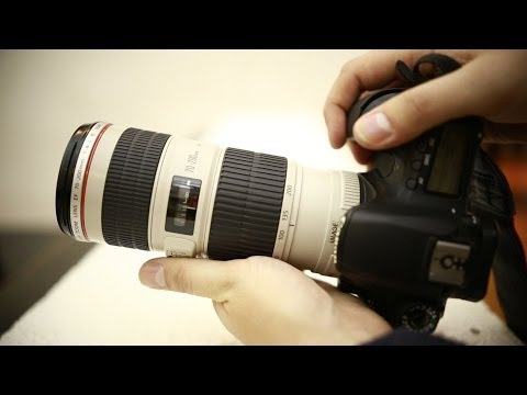 Canon 70-200mm f/4 IS USM \'L\' lens review with samples (full frame ...