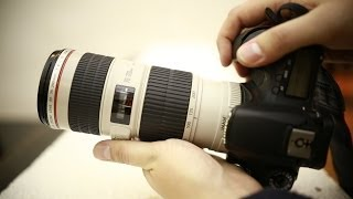 Canon 70-200mm f/4 IS USM 'L' lens review with samples (full frame and APS-C)