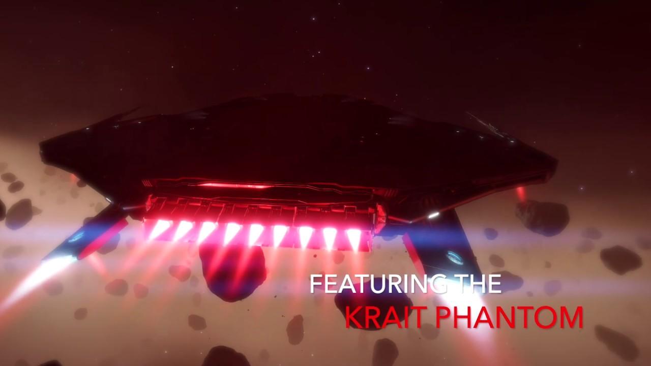 Elite: Dangerous - The Krait Phantom