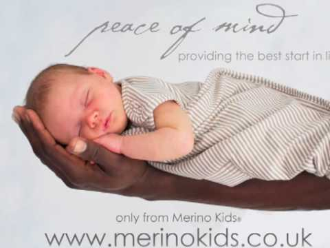 Merino Kids Sleep Bag