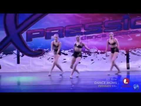 Dance Moms: Full Trio: