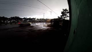 Велосипед Hummer.GoPro зависла( Honda CR_V ожила-не сняли( Гроза, дождь. 10.10.2020 красивая дата!))