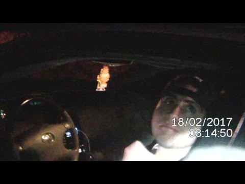 Video: New Mexico man flees from deputy during traffic stop