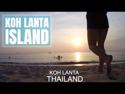 Thailand's MOST RELAXED ISLAND: Koh Lanta (Long Beach)  //  165