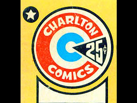 History of Charlton Comics - Charlton the Movie ComicCon Panel- Thomas, Ditko, García-López