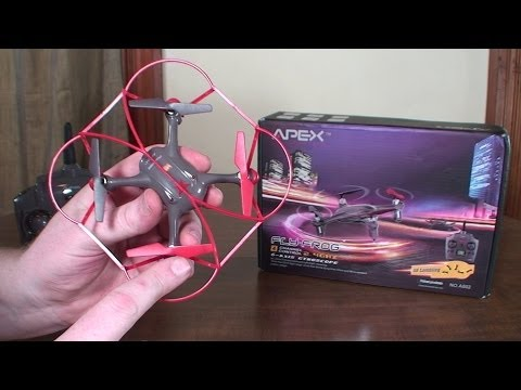 Apex - Fly Frog - Review and Flight