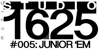 Studio 1625 #05 (July) - Guest: Junior