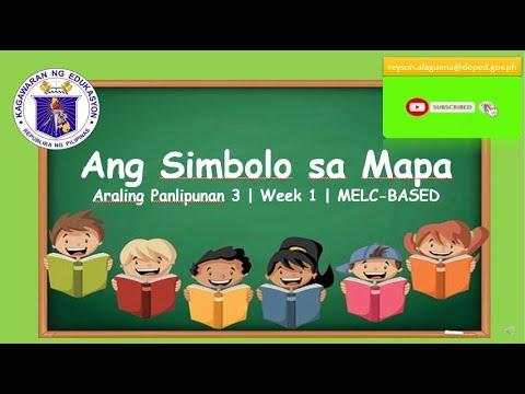 Download ARALING PANLIPUNAN 3   ANG SIMBOLO SA MAPA   MODULE WEEK 1   MELC-BASED