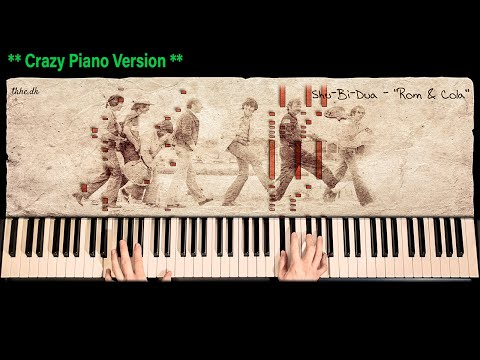 Rhum & Cola *Piano version* Your Videos on VIRAL CHOP VIDEOS