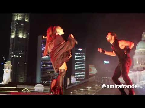 Ariana Grande - Dangerous Woman Tour (Full Concert) Singapore F1 Race