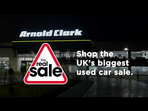 Get that #NewCarFeeling at the Arnold Clark Real Sale 2017/18
