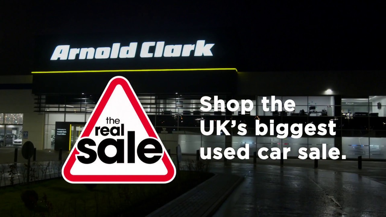 Arnold Clark Used Car Search