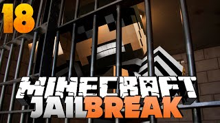 Minecraft JAIL BREAK S2E18 - HOARDING EVERYTHING