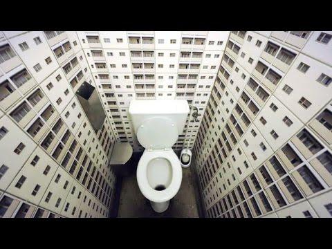 5 Самых Необычных Туалетов Мира