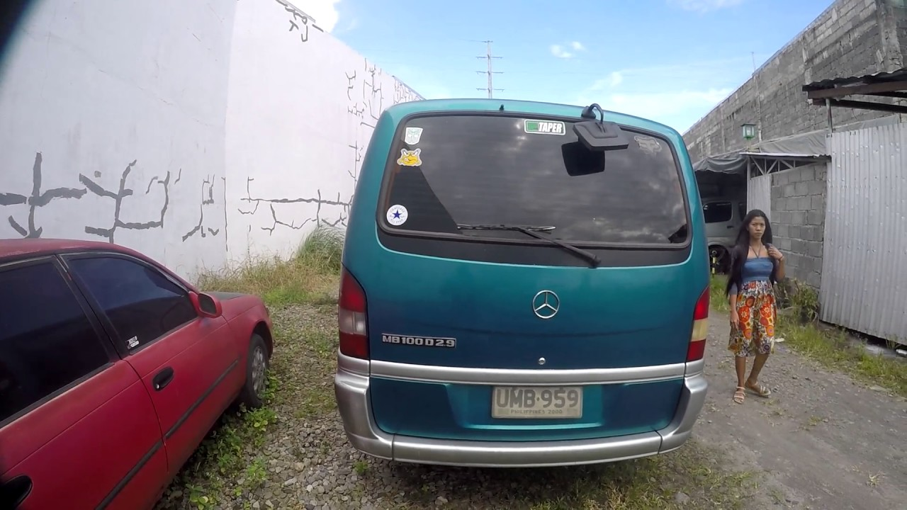 Buying A Secondhand Van In The Philippines Expats Youtube