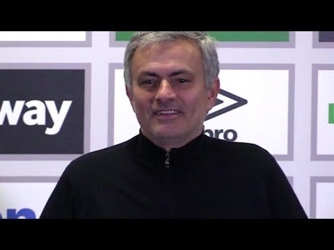 West Ham 0-2 Manchester United - Jose Mourinho Full Post Match Press Conference
