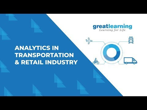 Using Python & Logistic Regression in Transportation and Retail Industry | Analytics Masterclass
