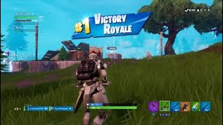 MY FIRST EVER WIN ON SEASON 9!!! - Fortnite Battle Royale w/ friends