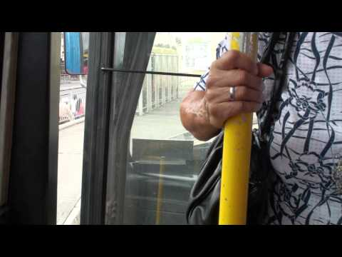 Bus Service in Mauritius-Travelling from Port Louis to Quatre Bornes 3