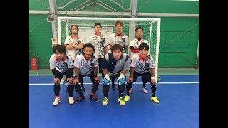 フットメッセ名取店 2017周年チャンピオンズCUP 初心者クラス 前半
