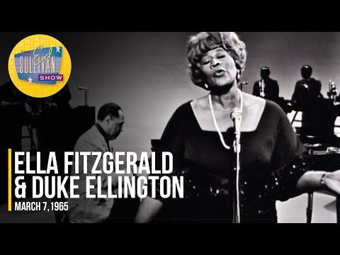 "Ella Fitzgerald and Duke Ellington ""It Don't Mean A Thing (If It Ain't Got That Swing)"""