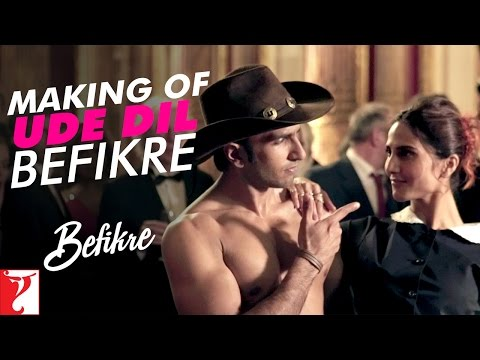 Making Of The Song - Ude Dil Befikre | Befikre | Ranveer Singh | Vaani Kapoor