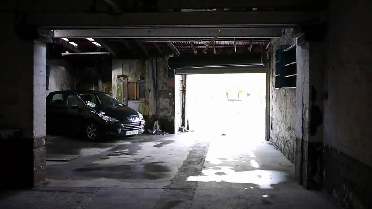 Leeson Street Vintage Petrol Station Garage