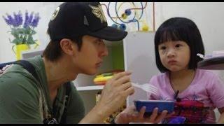 《爸爸回来了》Dad came back男神吴尊Chun Wu特别的育儿经 教neinei中文