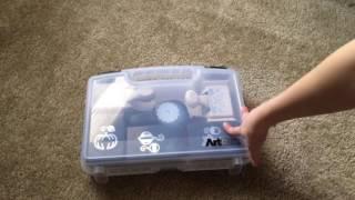 artbin medium quickview carrying case storage container 14
